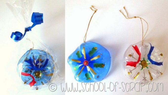 riciclo-creativo-bottiglie-di-plastica-natale-21