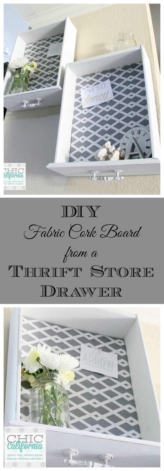 Comment réutiliser les vieux tiroirs