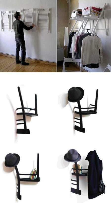 riciclo creativo vecchia sedia 10