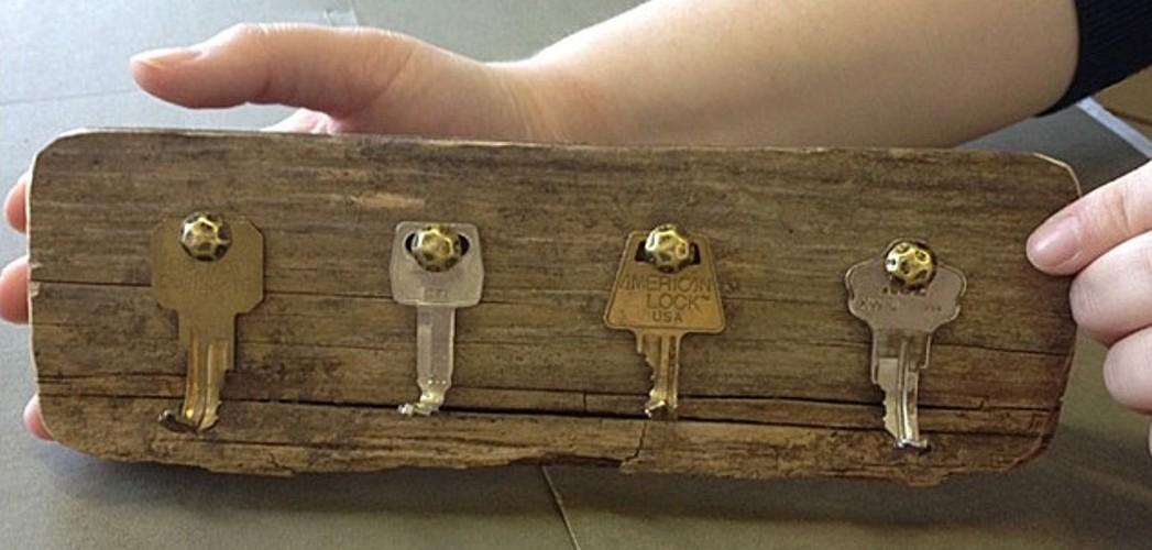 Comment recycler des vieilles clés