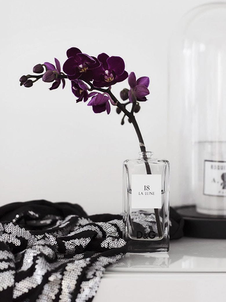 Recycler les flacons vides de parfums