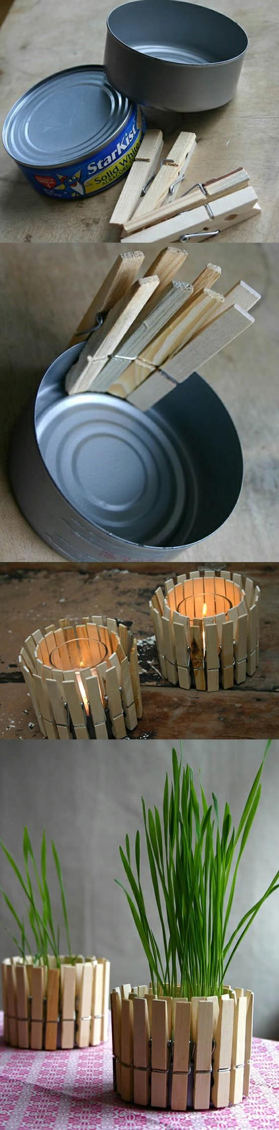 mollette legno creative