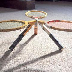 riciclo racchetta da tennis 15