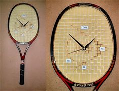 riciclo racchetta da tennis 2