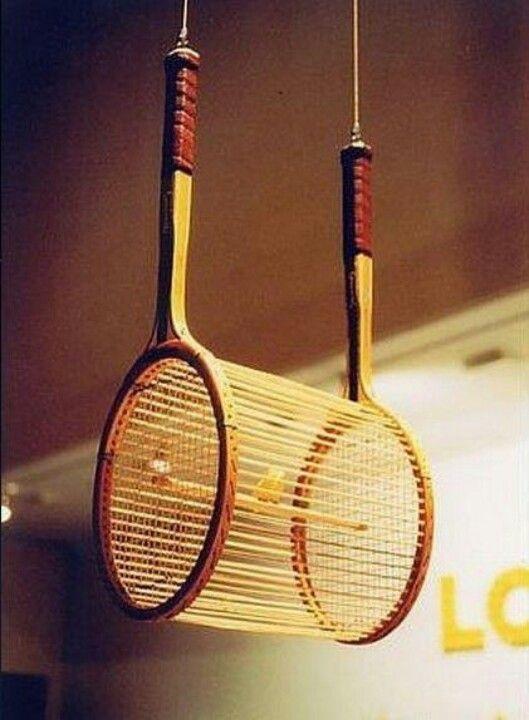 riciclo racchetta da tennis 9