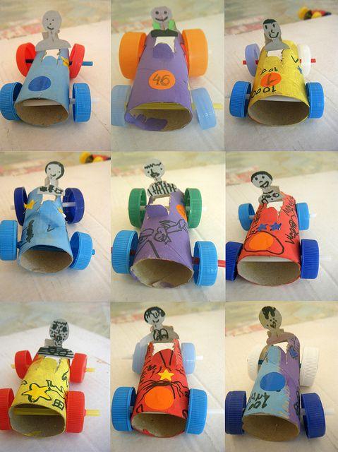 riciclo rotoli carta igienica 9