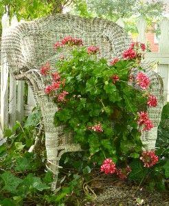 riciclo vecchia sedia 11