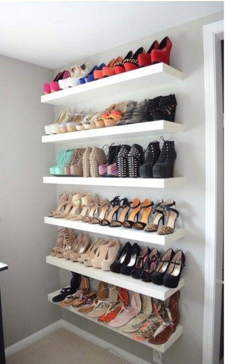 Rangement chaussures original