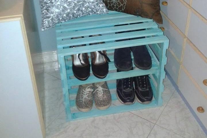 comment ranger ses chaussures de faon originale ide n 3 scarpiera riciclo creativo 9 - Comment Ranger Ses Chaussures Dans Un Placard