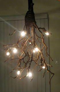 tronco lampadina 15