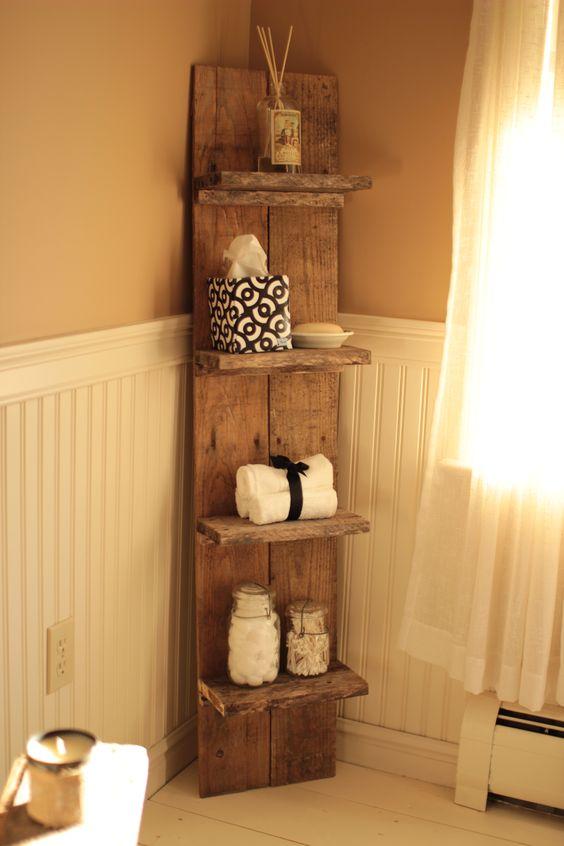 d co salle de bain avec des palettes 20 id es pour vous inspirer. Black Bedroom Furniture Sets. Home Design Ideas