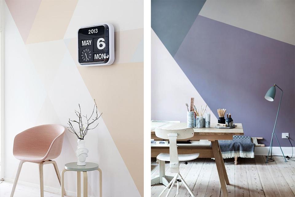 Top Peintures déco dans votre intérieur! 20 idées inspirantes DX13
