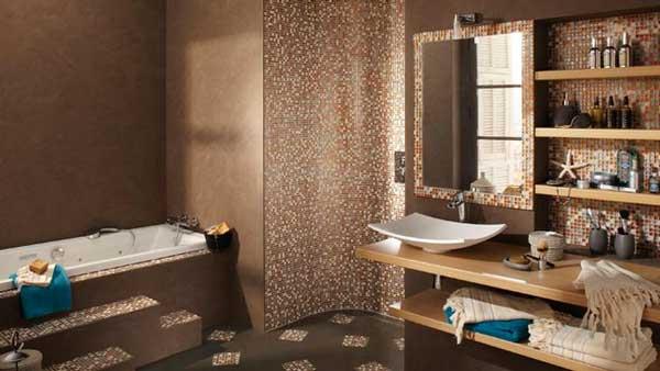 Décoration orientale pour la salle de bains \u2013 Idée n° 3