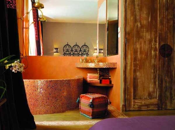 Salle de bains style oriental! Voici 12 idées déco inspirantes...