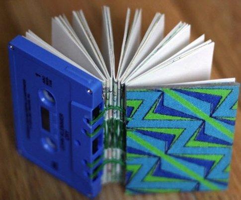 riciclare cassette audio 12