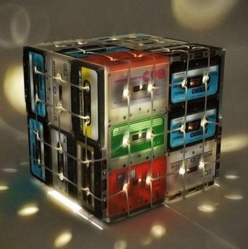 riciclare cassette audio 13