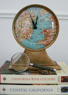 riciclo mappa geografica 18