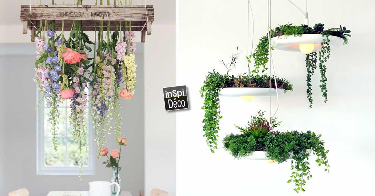 un jardin suspendu pour d corer votre int rieur 20 id es inspirantes. Black Bedroom Furniture Sets. Home Design Ideas