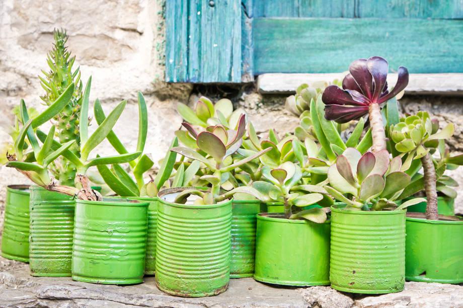 DIY - Des petits vases de fleurs