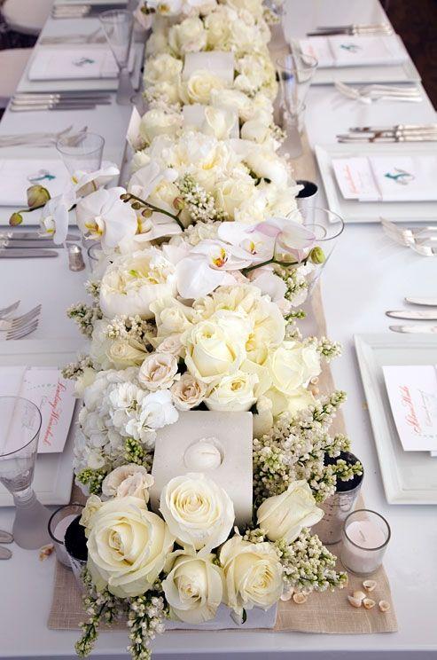 Favorito Centro tavola con fiori per il matrimonio! Qui ci sono 20 deco  EG97