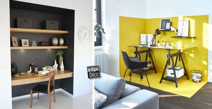 Un angle design dans le salon voici 20 id es originales for Deco originale salon
