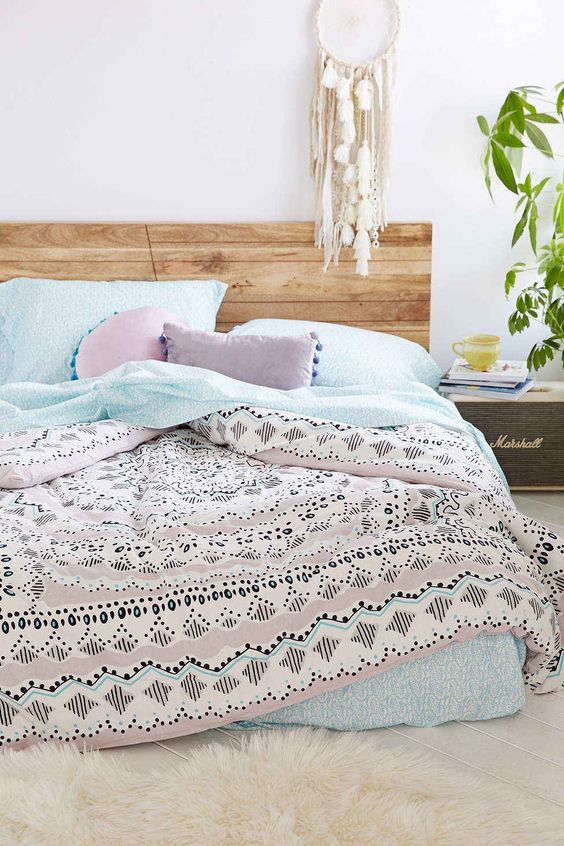 Couleurs pastel pour la chambre à coucher! 20 idées pour vous ...