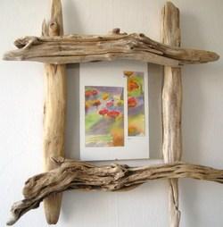decorazioni fai da te con legno di mare 11