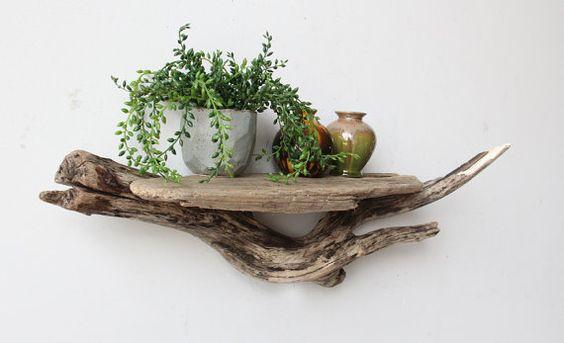 decorazioni fai da te con legno di mare 19