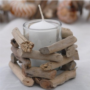 decorazioni fai da te con legno di mare 2