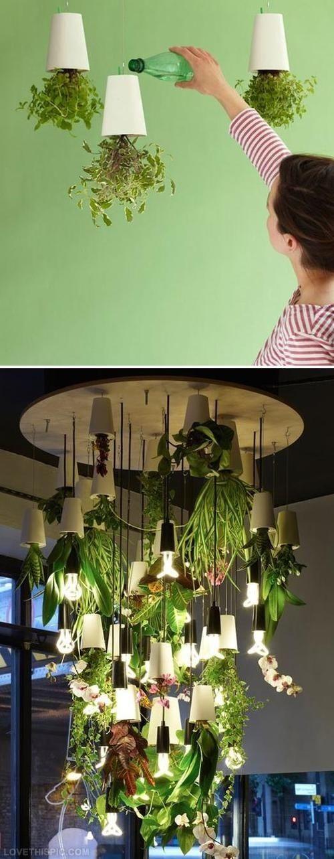 Un jardin suspendu pour d corer votre int rieur 20 id es for Decorer son interieur