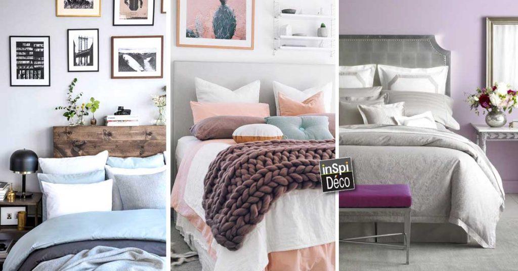 Couleurs Pastel Pour La Chambre A Coucher 20 Idees Pour