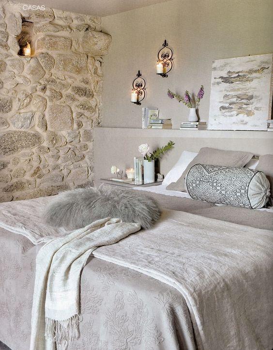 idee pietre camera da letto 3
