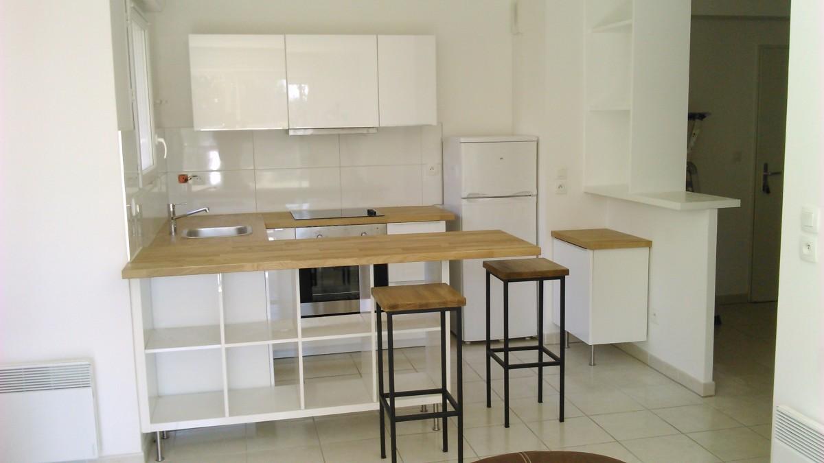 Idee Etagere Cuisine transformer une étagère ikea en un îlot de cuisine! 20 exemples