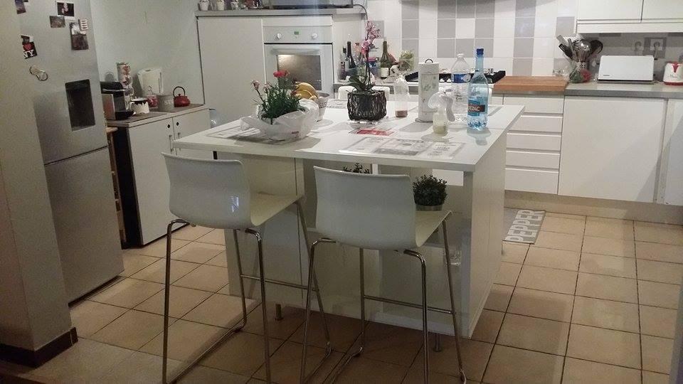 ilot cuisine a faire soi meme lot central en palette u ides diy pour customiser sa cuisine with. Black Bedroom Furniture Sets. Home Design Ideas
