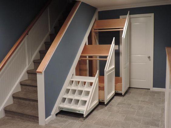 ottimizzare spazio sottoscala 16