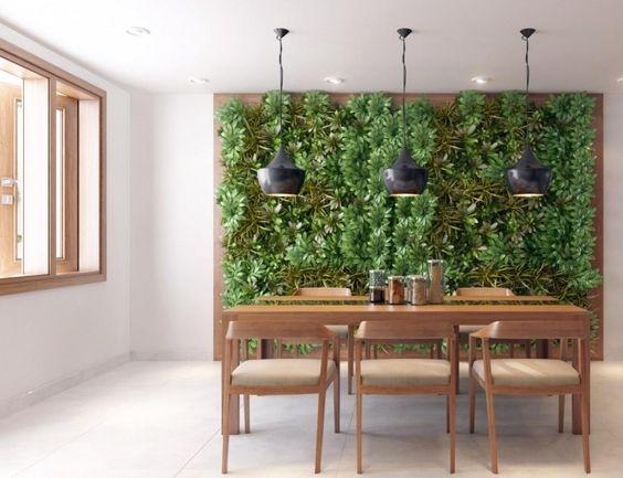 Un Mur Végétal Pour Un Décor Très Original 20 Idées Video