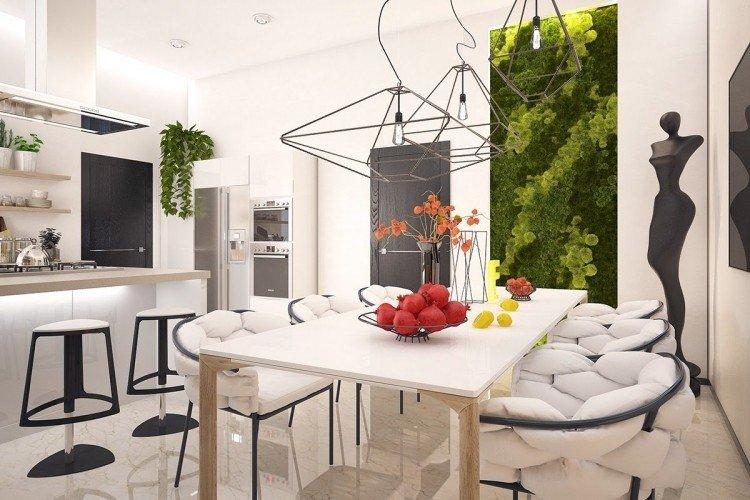 un mur v g tal pour un d cor tr s original 20 id es video. Black Bedroom Furniture Sets. Home Design Ideas
