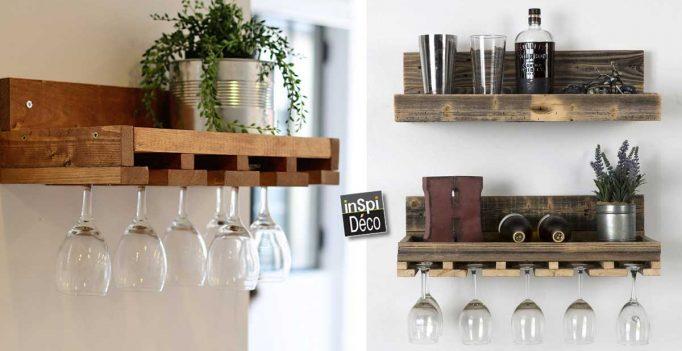 cr er un porte verre original 20 id es inspirantes tuto vid o n 12 e 18. Black Bedroom Furniture Sets. Home Design Ideas