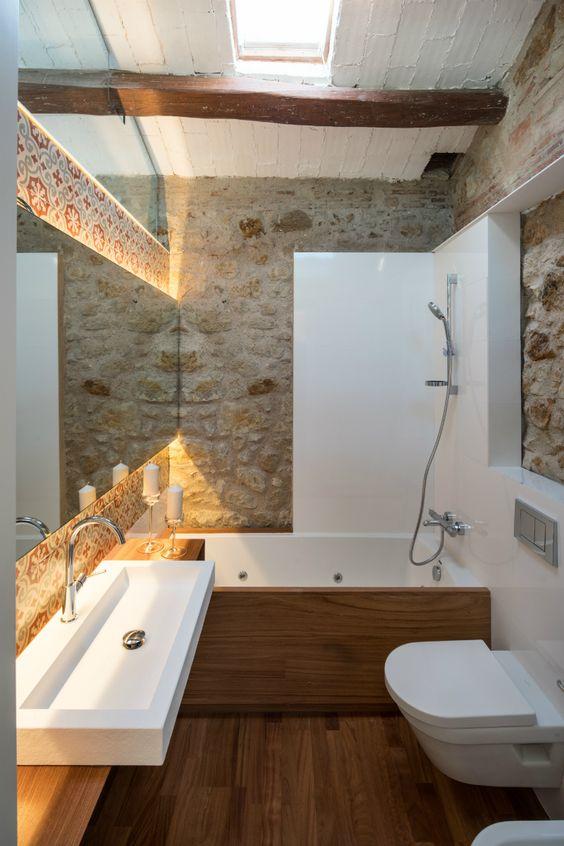 rivestimento pietra bagno 12