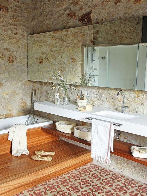 rivestimento pietra bagno 13