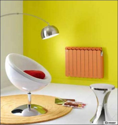 Peindre et décorer les radiateurs