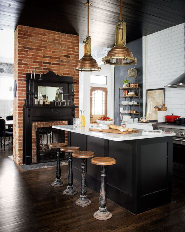 Esprit bistrot pour la cuisine voici 20 id es pour vous - Cuisine style bistrot chic ...
