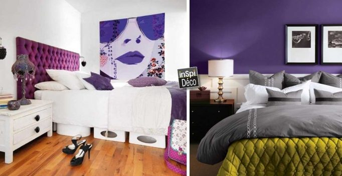 decorer-la-chambre-en-violet