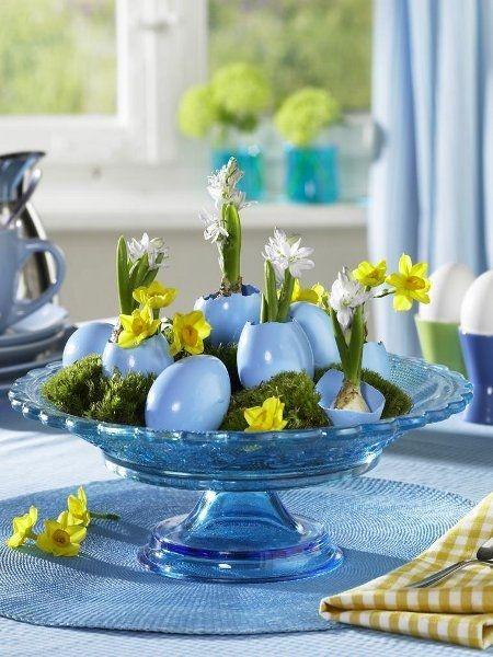 D co de table pour p ques voici 20 id es inspirantes - Decoration de paquesbelles suggestions ...
