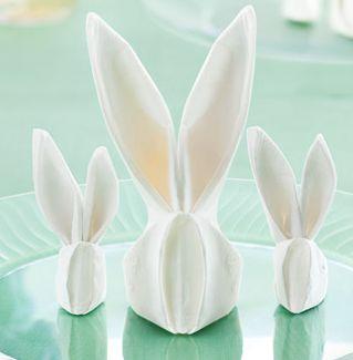 Addobbare la tavola di Pasqua