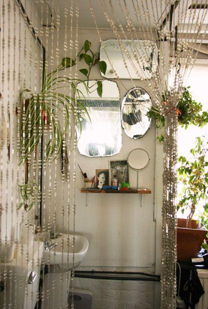 idee decorazione bagno con piante 16