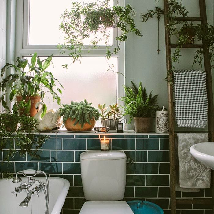 Inspi pour décorer la salle de bain