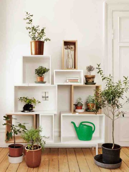 Decoration With Wooden Boxes 20 Ideas Let Us Inspire You