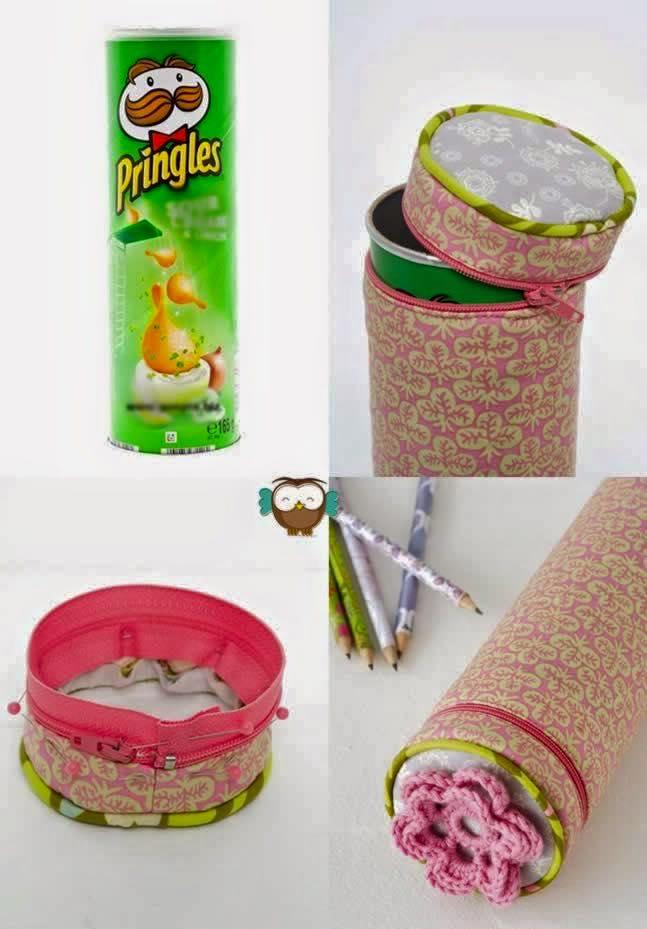 riciclo tubi patatine 14