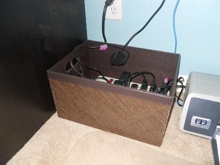 sistemare fili elettrici 5